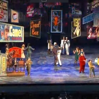 VIDEO: Kendra Kassenbaum, Jordan Gelber, Kevin Kahoon and the Cast of GUYS AND DOLLS  Video