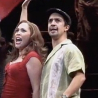 Broadway Rewind: Lights Up on IN THE HEIGHTS Opening Night! Photo
