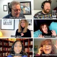 Deborah Silver and Dennis Lambert Celebrate Success of COVID-19 BLUES Featuring Melissa Er Photo