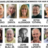 Lifetime Achievement Award Nominations Announced for The 9th Annual Make-Up Artists & Hair Photo