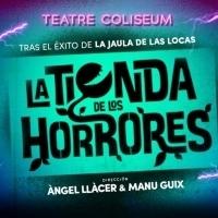 FIRST LOOK: LA TIENDA DE LOS HORRORES en el Teatre Grec