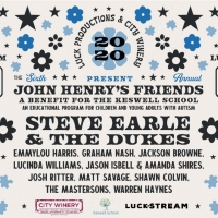 Steve Earle, Luck Productions, And City Winery Host 6th Annual John Henry's Friends B Photo