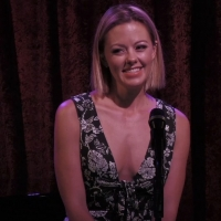 VIDEO: Get a Sneak Peek of Kate Rockwell's Upcoming Concert at Birdland! Photo