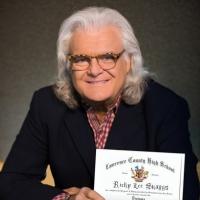 Ricky Skaggs Receives High School Diploma Photo