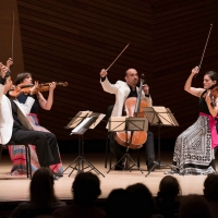Jupiter Quartet Gives Virtual World Premiere Of Stephen Andrew Taylor's CHACONNE/LABYRINTH Photo