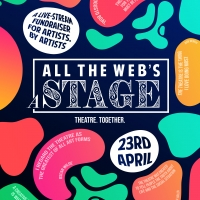 Theatre together's ALL THE WEB'S A STAGE to Feature Stephen Fry, Kerry Ellis, Joanne  Photo