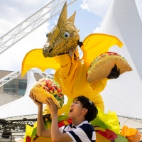 BWW Review: DRAGONS LOVE TACOS RUNS THROUGH AUGUST 8 AT Coterie Theatre Photo
