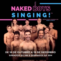 BWW Preview: Celebrating Nudity, NAKED BOYS SINGING!, an Iconic Musical Revue of Gay  Photo