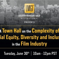 The LMGI Presents a Town Hall on the Complexity of Racial Equity, Diversity & Inclusi Photo