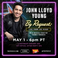 BWW Interview: John Lloyd Young Shares Details About Upcoming Fan-Request Concert at  Photo