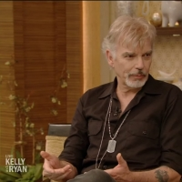 VIDEO: Billy Bob Thornton Tells LIVE WITH KELLY AND RYAN About His Tattoos Video