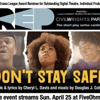 DON'T STAY SAFE to be Streamed Live by NewYorkRep Photo