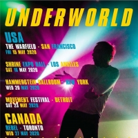 Underworld Announce North American May Tour