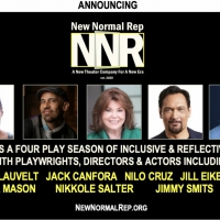 New Streaming Theater Company New Normal Rep Announced, Featuring Inaugural Four Play Photo