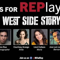 Milwaukee Repertory Theater Presents REPlay Series Featuring Jon Rua and More From WE Photo
