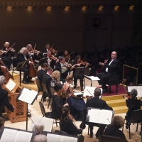 BWW Review: ORCHESTRA OF ST LUKE'S at Carnegie Hall Feb 6 Photo