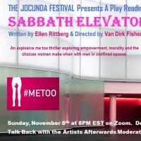 Ellen Pober Rittberg's Me Too Thriller SABBATH ELEVATOR Takes Flight In The JOCUNDA F Photo