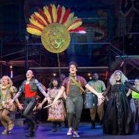 BWW Review: KISS MY AZTEC! at La Jolla Playhouse Isn't Afraid To Rewrite History Photo