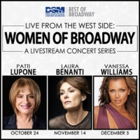Segerstrom Center Offers LIVE FROM THE WEST SIDE: WOMEN OF BROADWAY Photo