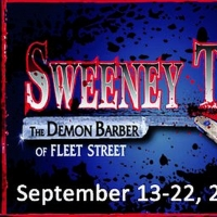 Leslie Beauchamp of SWEENEY TODD at Fort Wayne Civic Theatre