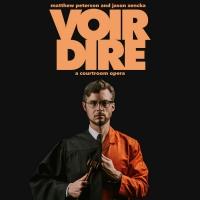 RedHouse Releases Matthew Peterson's Opera VOIR DIRE As Original Cast Album Photo