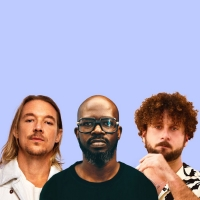 Black Coffee Links Up With Diplo & Elderbook on New Single 'Never Gonna Forget' Photo