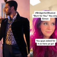 Songwriter Abigail Barlow is Turning Netflix Hit BRIDGERTON Into a TikTok Musical Photo