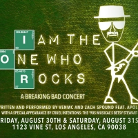 I AM THE ONE WHO ROCKS: A BREAKING BAD CONCERT Makes Its World Premiere In Los Angele Photo