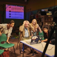 BWW Review: A Vaccination Debate Fuels Jonathan Spector's Sharp and Empathetic Social Photo