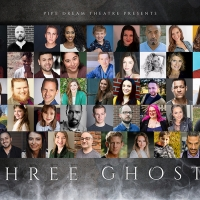 Musical Podcast THREE GHOSTS Launches on December 20 Photo