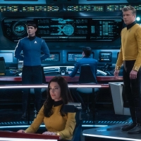 CBS All Access Orders STAR TREK: STRANGE NEW WORLDS Photo