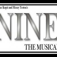 Brightside Theatre Presents NINE THE MUSICALIn Concert