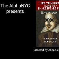 The AlphaNYC Presents HOW TO SURVIVE BEING IN A SHAKESPEAREAN PLAY Photo