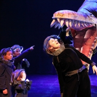 BWW Feature: ERTH'S PREHISTORIC AQUARIUM ADVENTURE at The Smith Center