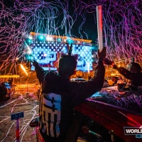 BigCityBeats WORLD CLUB DOME Celebrated Germany's Largest Car Festival Club Event in Mannh Photo