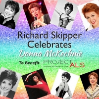 Richard Skipper Celebrates Donna McKechnie For Project ALS Photo