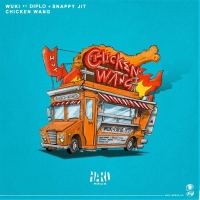 Wuki and Diplo Team Up For New Single 'Chicken Wang' Feat. Snappy Jit