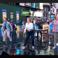 VIDEO: The Broadway Cast of COME FROM AWAY Performs on GOOD MORNING AMERICA Photo