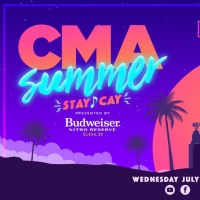Kane Brown Added to CMA SUMMER STAY-CAY Photo