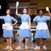 Two Local Young Actresses Join The Cast Of WAITRESS For Their Run At The McCallum Theatre