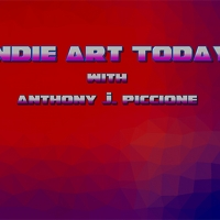 INDIE ART TODAY, New Theatre Podcast Hosted by Anthony J. Piccione Formally Launches Photo