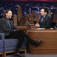 VIDEO: Tom Hiddleston Talks Crying on Command for BETRAYAL Photo