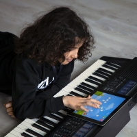 Lang Lang International Music Foundation Provides Hi Tech Music Education In America's Under Funded Schools