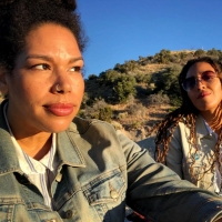 TAWNY NEWSOME & BETHANY THOMAS Announce Debut(ish) Album 'Material Flats' Photo
