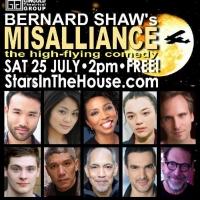 STARS IN THE HOUSE Presents MISALLIANCE Starring Sharon Washington, Thom Sesma and Mo Photo