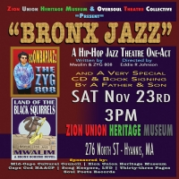 BRONX JAZZ Brings A Different Kind Of 'Bronx Tale' To Hyannis
