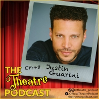 The Theatre Podcast With Alan Seales Welcomes Justin Guarini