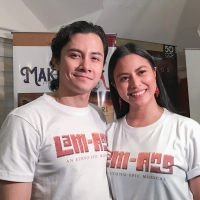 JC Santos, Anna Luna Star in LAM-ANG: AN ETHNO-EPIC MUSICAL; Show Opens 6 Dec.