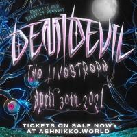 Ashnikko & Songkick Announce 'DEMIDEVIL - The Livestream' Photo