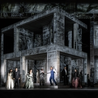 DON GIOVANNI Will Be Broadcast Live To Cinemas Across The UK Next Month Photo